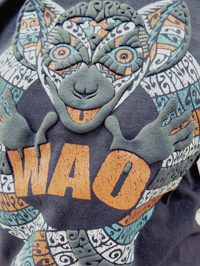 【OTACCIMAN】ワオキツネザルTシャツ〜WAO〜の画像8